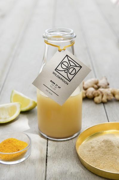 Best Juice Cleanse Detox Delivery Dubai Wild & The Moon