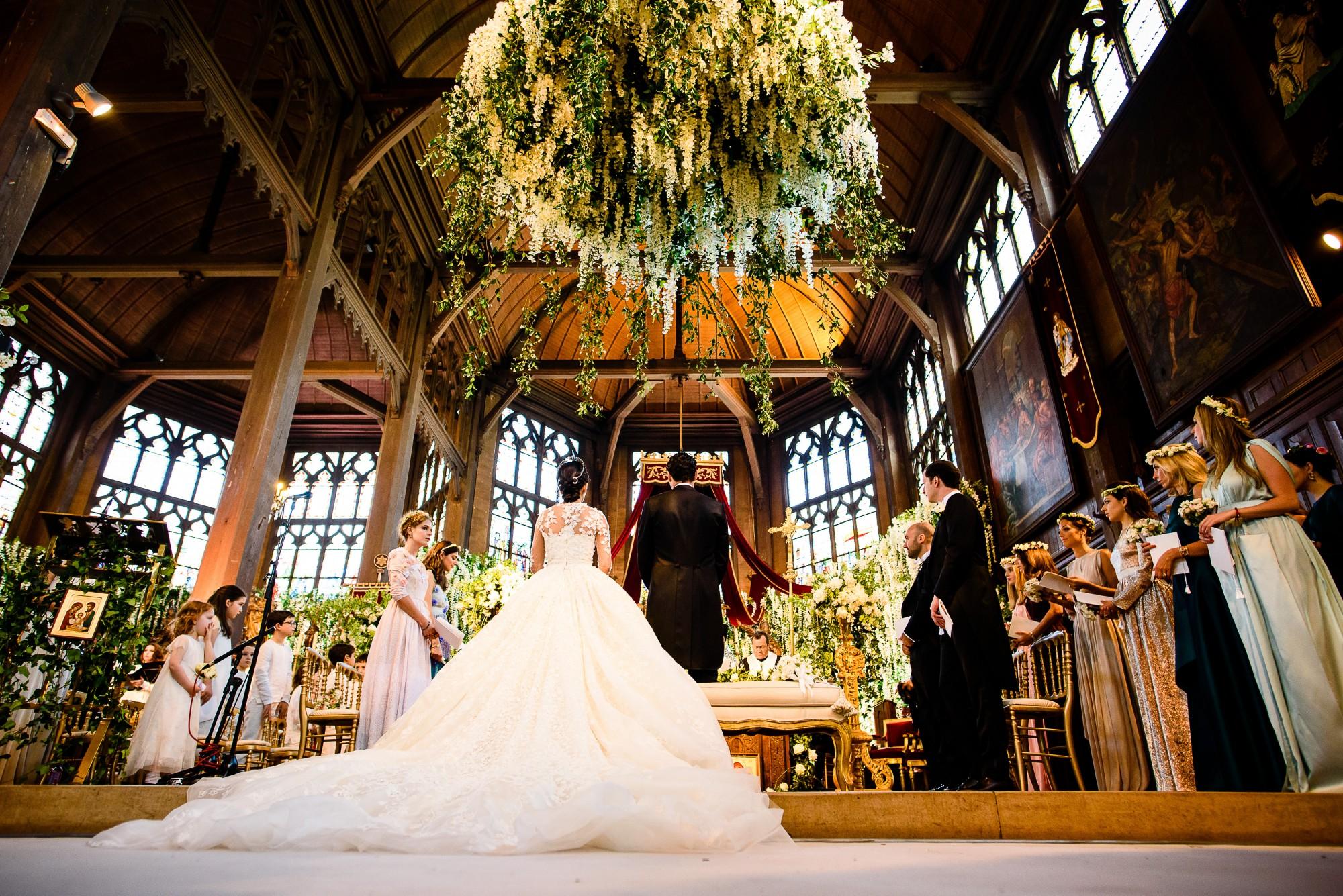 Inside Noor Fares' Fairytale Wedding