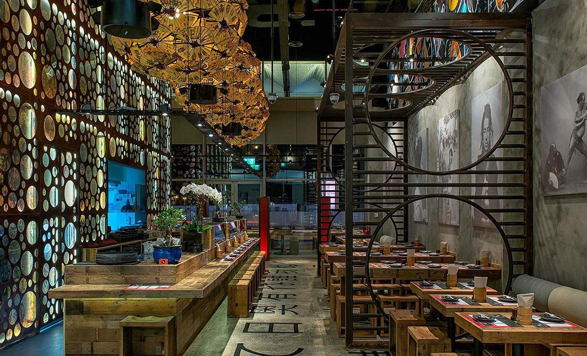 Where Negin Fattahi-Dasmal Dines Out for Japanese in Dubai