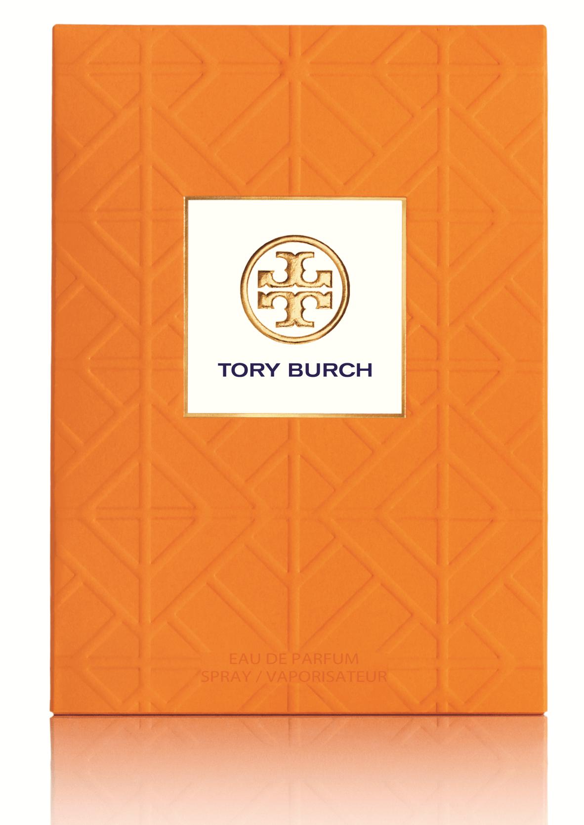 Tory Burch Perfume Box
