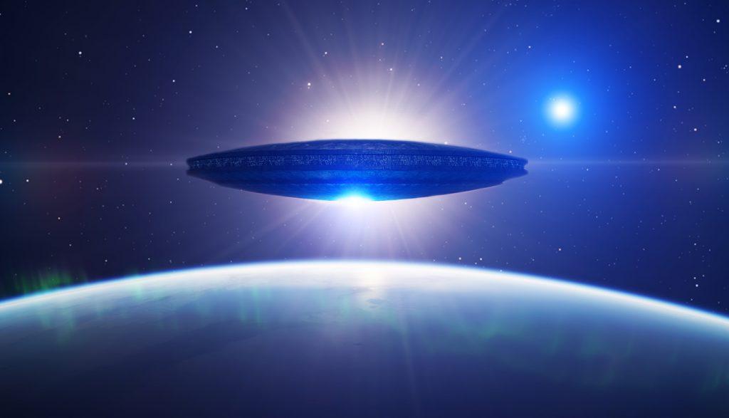 It's a Bird... It's a Plane... It's a UFO!