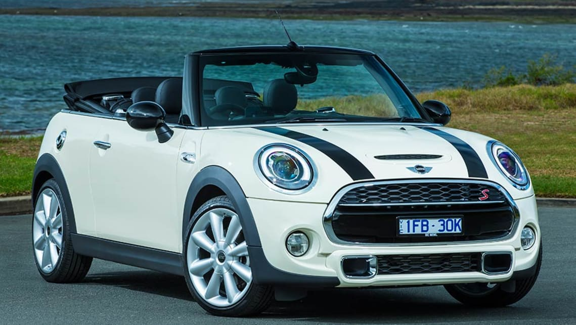 The Fashion Girl's Guide to the MINI Cooper Convertible