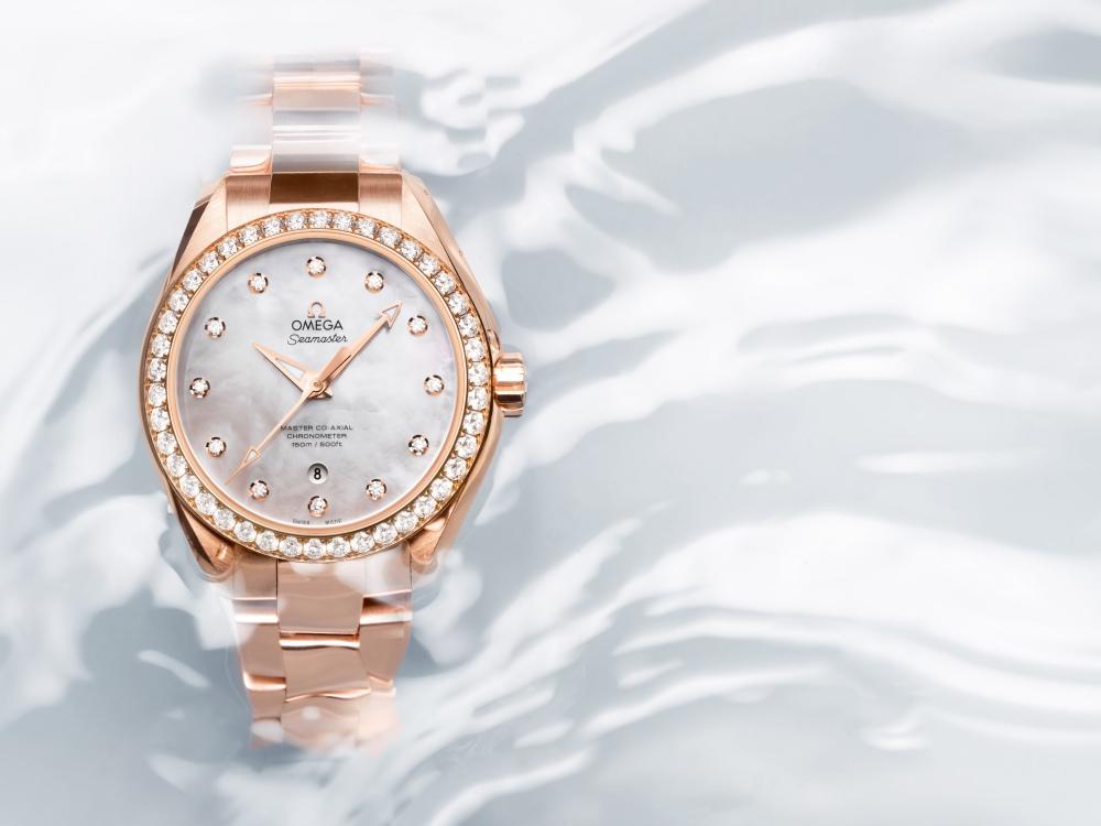 Introducing Omega's Seamaster Aqua Terra Watch