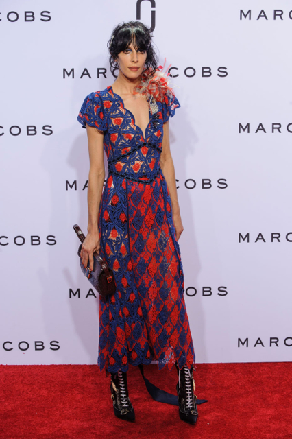 New York Fashion Week Coverage: Marc Jacobs Spring 2016 Collection