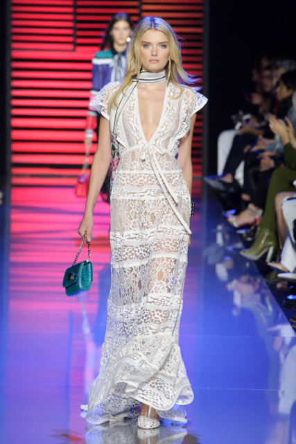 DUMMY for COUTURE WEEK - Paris Fashion Week Coverage: Elie Saab Spring/Summer 2016 Couture Collection