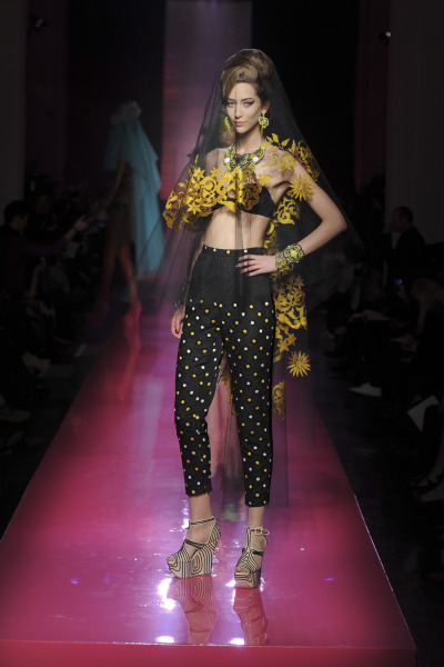 Paris Fashion Week Coverage: Jean Paul Gaultier Spring 2012 Couture