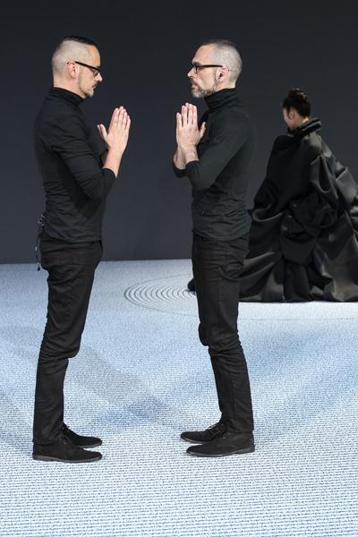 Paris Fashion Week Coverage: Viktor & Rolf Fall 2013 Couture